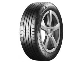 Padangos CONTINENTAL ECOCONTACT 6 155/70 R13 75 T
